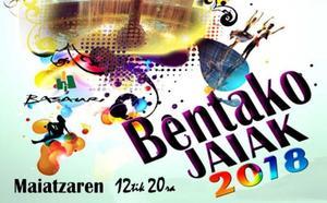 Programa de fiestas de Basauri: Bentako Jaiak 2018