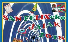 Programa de fiestas de Ortuella: San Félix 2018