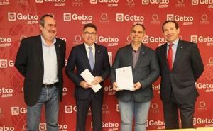 PNV, PSE y PP sellan un acuerdo para diseñar el futuro urbanístico de Getxo