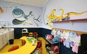 Las haurreskolak serán gratis para las familias con rentas menores a 18.000 euros