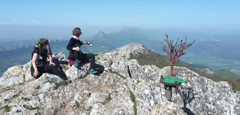 Rutas de montaña: Joar (1.417 m.)