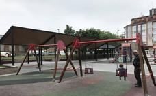 Diseñan en Lutxana el tercer parque infantil cubierto de Barakaldo