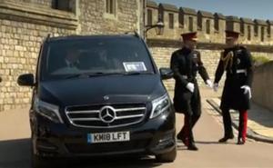 Vitoria se cuela en la boda real