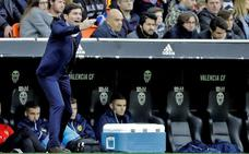 El Valencia celebra su pase a Champions en el adiós del Deportivo a Primera