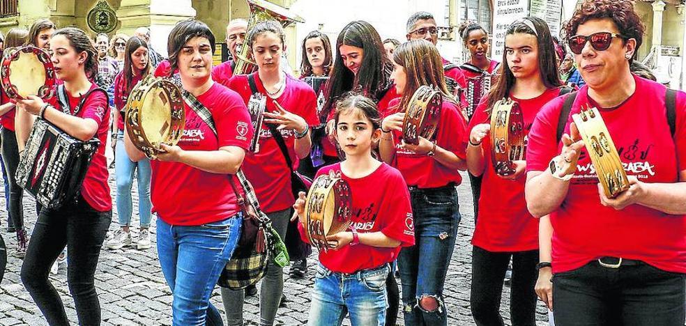 Las escuelas de música resuenan en Vitoria