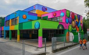 Lekeitio mejorará las medidas de seguridad de la escuela pública durante el periodo vacacional