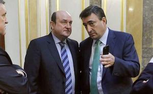 El PNV apurará hasta el miércoles para decidir si mantiene su apoyo a los Presupuestos de Rajoy