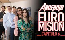 ANDeROID 1x06: llega el fin con el resultado de la 'euromisión'