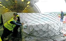 Aena acometerá la primera gran reforma de la terminal de Foronda en casi 40 años