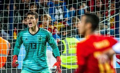Kepa devuelve al Athletic al Mundial; Morata, fuera de la lista de 23