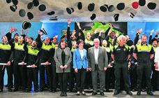 La Policía Local de Vitoria recobra la calma