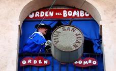 El entierro del Bombo despide las fiestas