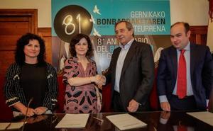 Gernika divulgará el bombardeo a través de las euskal etxeak