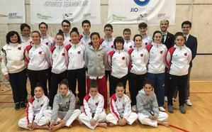 El XV Open de Galdakao reunió el sábado a ochenta deportistas en Urreta