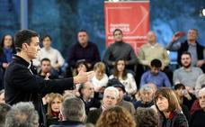 Pedro Sánchez visitará Euskadi el 2 de junio por la Fiesta de la Rosa