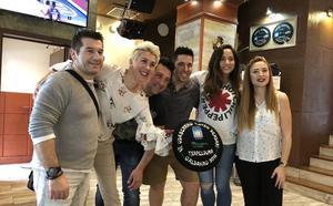 Galdakao se acerca a México con el pintxo ganador del concurso de primavera