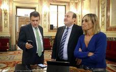 El PNV busca la fórmula para explicar hoy su apoyo a las Cuentas de Rajoy con el 155 en vigor