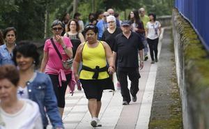 Marcha saludable el viernes en Arrigorriaga para celebrar la Semana Sin Humo