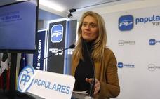El PP califica de «pucherazo» el cambio de la ley electoral a Juntas de Álava propuesto por EH Bildu