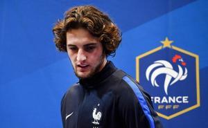 Rabiot rechaza ser reserva de Francia para el Mundial