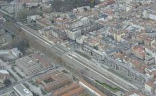 Cuatro carriles de tráfico soterrados entre la plaza de toros y La Senda