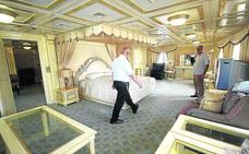 De yate de Sadam, a hotel en Basora