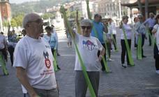Fiesta por el envejecimiento saludable