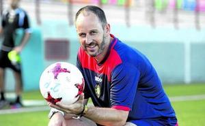 «Venir al Arenas es una gran oportunidad para seguir creciendo como entrenador»