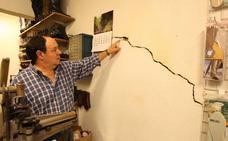 800.000 euros para reparar las casas de Santurtzi afectadas por las grietas del metro