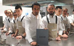Eneko Atxa abre las puertas de su nuevo restaurante