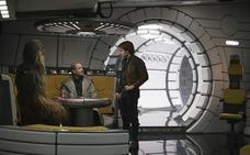 'Han Solo: Una historia de Star Wars', ellos también fueron jóvenes