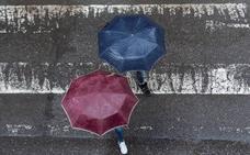 Alertan por riesgo de lluvias intensas esta tarde en Euskadi