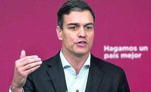 Sánchez prepara una moción de censura contra Rajoy tras la demoledora sentencia de Gürtel