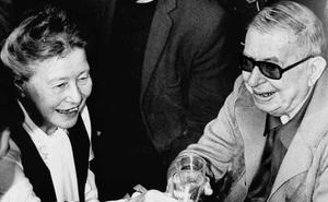 «El pensamiento de Simone de Beauvoir está a la altura del de Marx, Darwin o Freud»