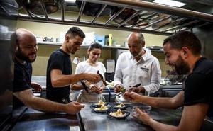 Aitor Elizegi, la cocina o la vida