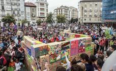 La escuela pública clama contra la segregación en las aulas de Vitoria
