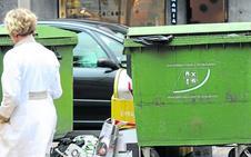 Impulsan una campaña para el uso correcto de los contenedores