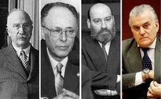 Biografía histórica de la corrupción política en España