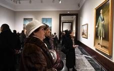 'Goya eta gorte ilustratua' erakusketak 95.000 bat bisitari jaso ditu eta astelehenean amaituko da