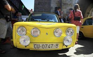 Cerca de 350 vehículos clásicos se dan cita mañana en Plentzia