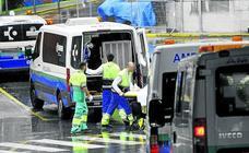 La mala salud de las ambulancias concertadas