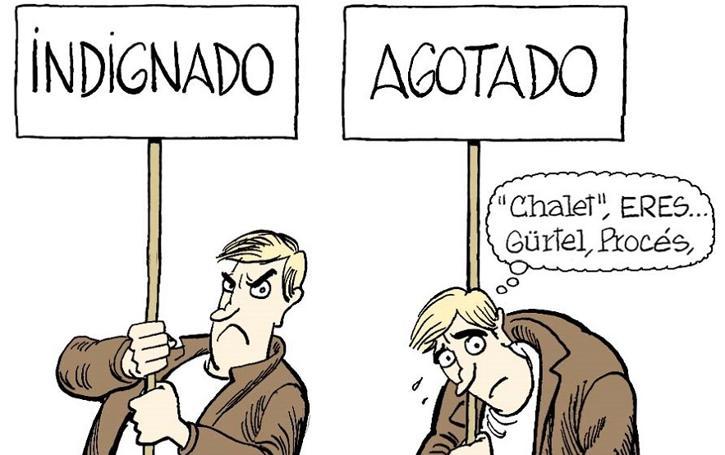 La tira de Antón