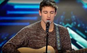 Asier, el bilbaíno que ha conquistado a Laura Pausini en 'Factor X'