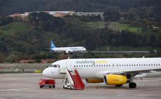 Una alerta por fallo técnico obliga a desviar a Barcelona un vuelo de Tenerife a Bilbao