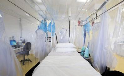 Analizan un bote etiquetado con la palabra ébola hallado en Palma