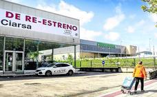Alto de Armentia se 'reinventa' como zona de supermercados