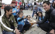 El Ibilaldia convierte Santurtzi en la capital del euskera