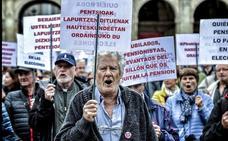 Los mayores piden al PNV que respalde a Sánchez