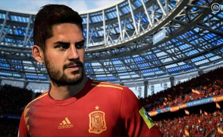 Fifa 2018 tendrá su Mundial