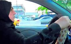 La taxista de Irak